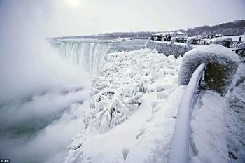 Mỹ lạnh hơn cả sao Hỏa, Trung Quốc tuyết rơi khắc nghiệt vậy đâu là giới hạn chịu lạnh của con người? - Ảnh 1.