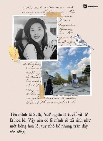 Nhật ký hành trình của một fan Việt đến Hàn Quốc: Tôi đã bật khóc trước di ảnh của em. Tạm biệt nhé, Sulli bé nhỏ! - Ảnh 2.