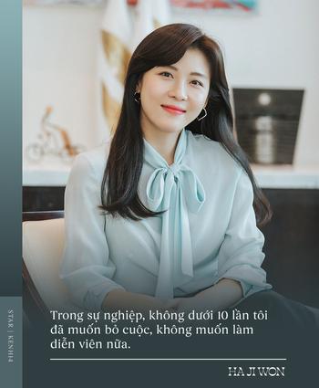 Phỏng vấn Hoàng hậu Ki Ha Ji Won tại Việt Nam: Không dưới 10 lần định bỏ làm diễn viên, tiết lộ bí quyết giữ nhan sắc hack tuổi - Ảnh 3.