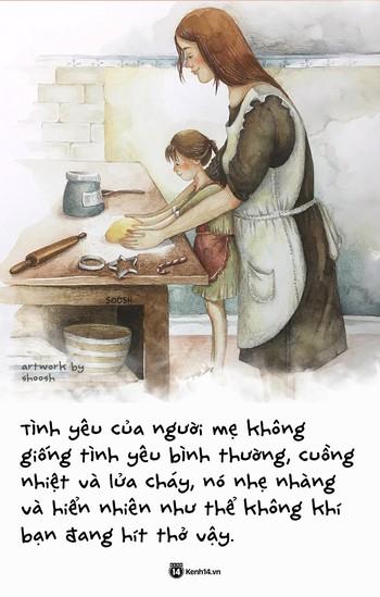 Người mẹ khổ hạnh trong Chiếc Thuyền Ngoài Xa: Trên đời này, không ai hung dữ hơn một người mẹ thấy con mình tổn thương - Ảnh 5.