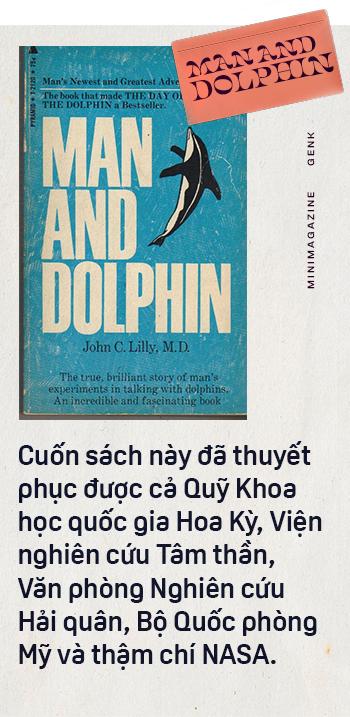 Đọc cuối tuần: Năm 1965, một cô gái dạy cá heo nói Tiếng Anh, cuối cùng con cá đã yêu cô ấy điên cuồng - Ảnh 5.