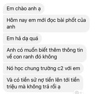 Nữ du học sinh Việt sinh năm 2001 lừa tiền tại Canada tiếp tục bị bạn bè cũ tố mượn tiền không trả, từng dính án treo hơn 1 năm tù - Ảnh 2.