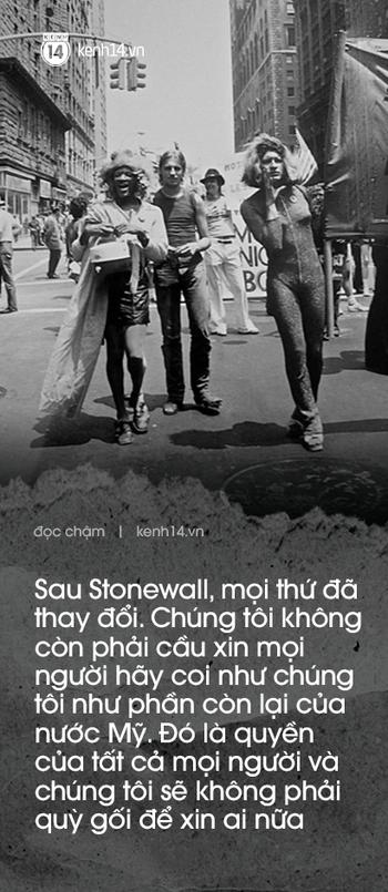 Đêm không ngủ tại quán bar Stonewall và 50 năm lịch sử của cộng đồng LGBT: Người đồng tính đã không phải núp sau những lùm cây - Ảnh 7.