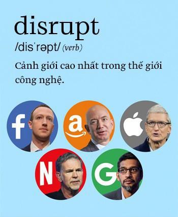 Disrupt: Từ tiếng Anh bạn buộc phải hiểu để lý giải sự vĩ đại của Apple, Google hay Microsoft - Ảnh 3.