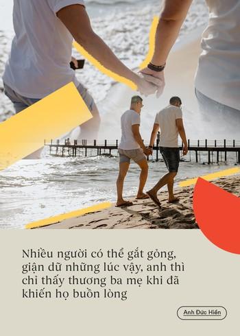 Những tình yêu đồng tính không bao giờ trễ nhịp: Buồn vui hay đau khổ, đi một vòng rồi cũng tìm thấy nhau - Ảnh 3.