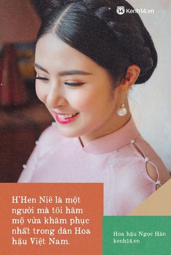 Hoa hậu Ngọc Hân nhìn lại một thập kỷ đăng quang, lần đầu lên tiếng xác nhận về danh tính bạn trai từng bị đồn đoán đã lâu - Ảnh 5.