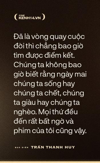 Đạo diễn Trần Thanh Huy: Ròm ra rạp giữa dịch để nhà đầu tư còn đường sống, bạn không thích thì không xem, đừng kêu gọi tẩy chay! - Ảnh 10.