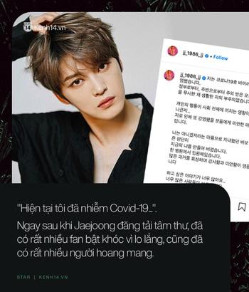 Gửi Kim Jaejoong: Covid-19 không phải là chuyện để đùa! - Ảnh 2.