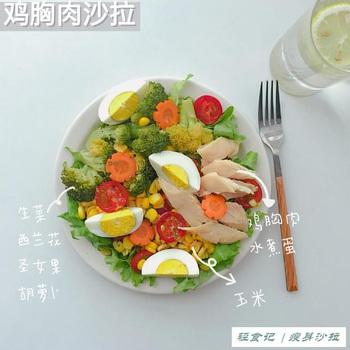 Gợi ý thực đơn salad 6 ngày cho các nàng lười, vừa ngon vừa chế biến cực nhanh chỉ trong 5 phút - Ảnh 2.