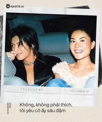 Tạ Đình Phong: Quý tử phản nghịch nhà Hoa hậu thành báu vật Cbiz, 2 thập kỷ rắc rối tình tay 3 với Trương Bá Chi - Vương Phi - Ảnh 11.