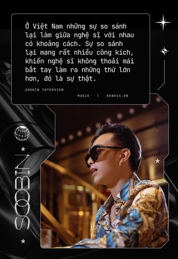 Soobin: Tôi hoàn toàn bị thuyết phục bởi Binz, ra nhạc dân chơi vì muốn thoải mái đi club hơn - Ảnh 13.