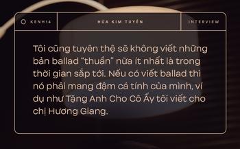 Hứa Kim Tuyền: Khi Phí Phương Anh bảo đi hát, tôi nghĩ muốn làm gì thì làm. Bài cắm sừng tôi để trong playlist nhạc lau nhà - Ảnh 14.
