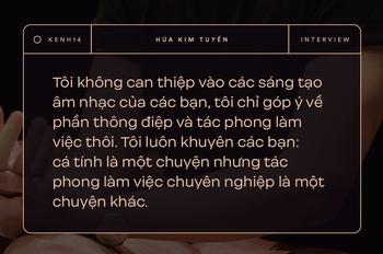 Hứa Kim Tuyền: Khi Phí Phương Anh bảo đi hát, tôi nghĩ muốn làm gì thì làm. Bài cắm sừng tôi để trong playlist nhạc lau nhà - Ảnh 18.