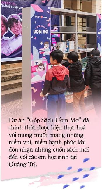 Góp Sách Ươm Mơ - Ươm hạt giống tri thức để chắp cánh những ước mơ Việt - Ảnh 3.