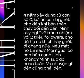 ĐỘC QUYỀN: Linh Ka khóc khi nhắc đến người đàn ông bí ẩn của mình, lần đầu nói về sự cố mất kênh YouTube và fanpage 2 triệu likes - Ảnh 7.