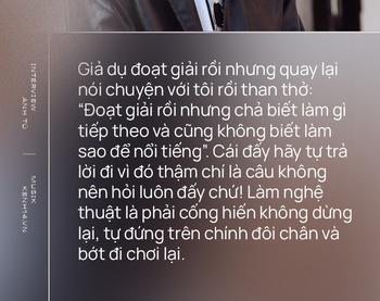 Anh Tú: Hòa Minzy không hề bị lu mờ, chỉ là do chị Uyên Linh và Văn Mai Hương hát quá hay mà thôi - Ảnh 17.