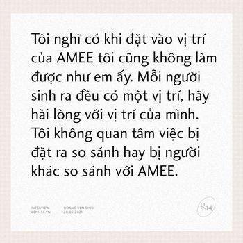 Hoàng Yến Chibi: Đoạn rap của Tlinh hay hơn phần của tôi thật; không quan tâm việc bị so sánh với AMEE - Ảnh 9.