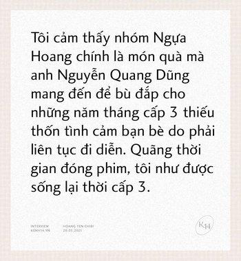 Hoàng Yến Chibi: Đoạn rap của Tlinh hay hơn phần của tôi thật; không quan tâm việc bị so sánh với AMEE - Ảnh 18.