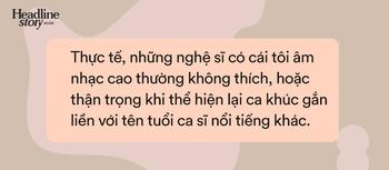 Cái khó của Văn Mai Hương và hiện tượng cover của nhạc Việt - Ảnh 14.