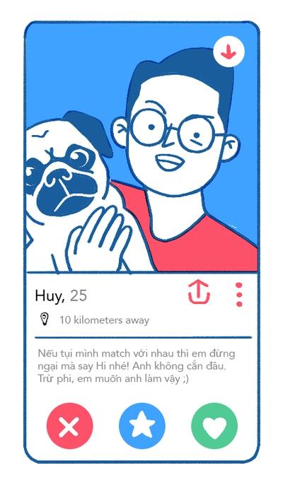 Tinder: Siêu thị bạn đời và sự lãng mạn giấu trong hàng tỷ bức ảnh lạ lùng - Ảnh 4.