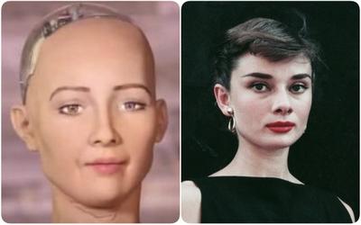 Khuôn mặt thô và xấu của công dân robot Sophia là có chủ đích! Lý do là... - Ảnh 2.