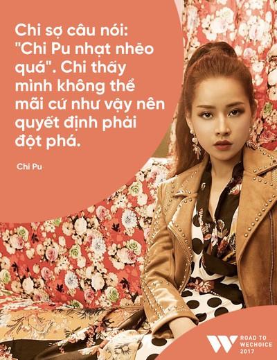 """Chi Pu một năm sau giải thưởng Nghệ sĩ trẻ đột phá: """"Không chỉ người thành công mới có quyền nói về đam mê."""" - Ảnh 4."""