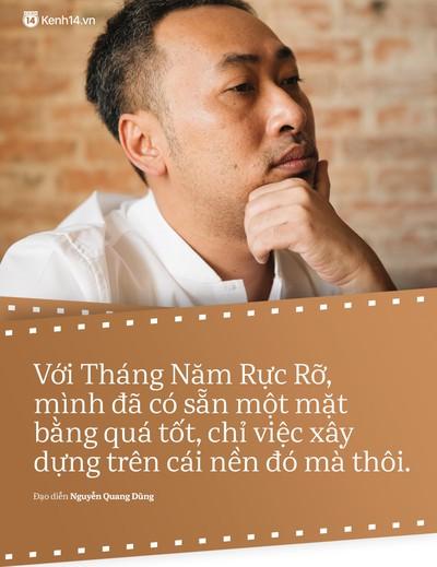 Đạo diễn Nguyễn Quang Dũng: Không phải phim nào remake cũng thành phim hay! - Ảnh 3.