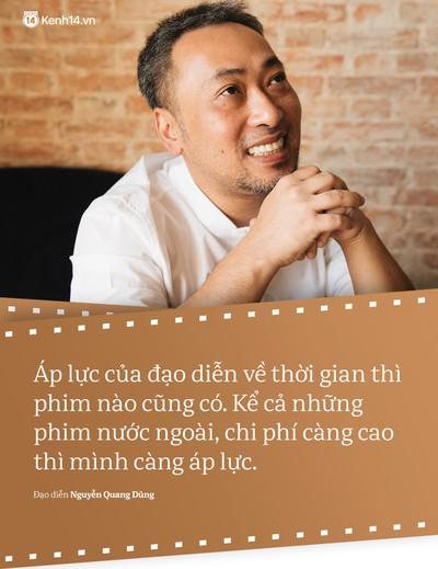 Đạo diễn Nguyễn Quang Dũng: Không phải phim nào remake cũng thành phim hay! - Ảnh 4.