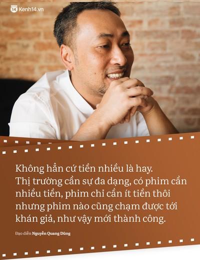 Đạo diễn Nguyễn Quang Dũng: Không phải phim nào remake cũng thành phim hay! - Ảnh 5.