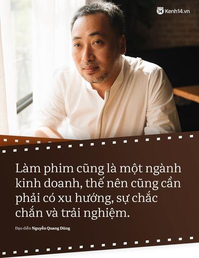 Đạo diễn Nguyễn Quang Dũng: Không phải phim nào remake cũng thành phim hay! - Ảnh 8.