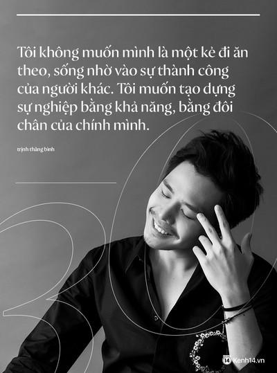 Ông ngoại tuổi 30 Trịnh Thăng Bình và câu chuyện đằng sau một cậu ấm sành điệu, chẳng áp lực lo cơm áo gạo tiền - Ảnh 5.