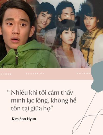 Góc khuất cuộc đời Kim Soo Hyun: Mẫu nội y thành tài tử đắt giá, khổ sở vì người nhà và chuyện cô em gái cùng cha khác mẹ - Ảnh 2.