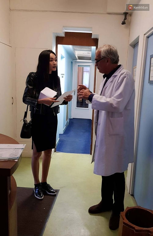 Độc quyền: Thùy Trang là mẫu Việt đầu tiên diễn cho show thứ 2 của ông lớn Louis Vuitton tại Paris Fashion Week - Ảnh 2.