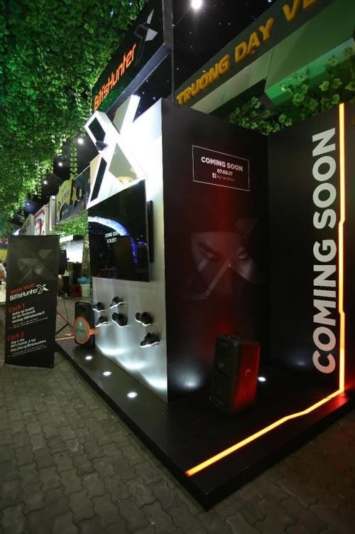 Bitis Hunter X bất ngờ xuất hiện tại Sneaker Fest Vietnam 2017 - Ảnh 2.