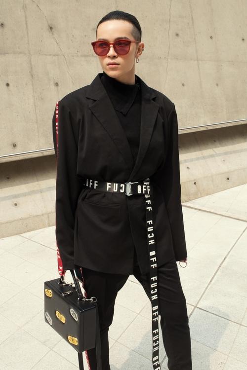 Tóc Tiên và Kelbin Lei xung trận Tuần lễ thời trang Seoul với phong cách chất lừ - Ảnh 11.