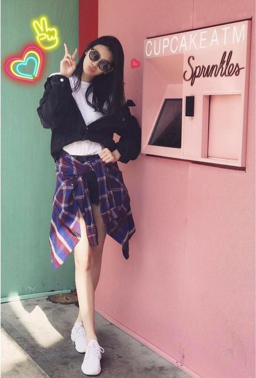 Liu Wen, Sui He, Ming Xi, Xiao Wen Ju: 4 chân dài Victoria's Secret châu Á hóa ra cùng sở hữu style hè đẹp xuất sắc - Ảnh 12.