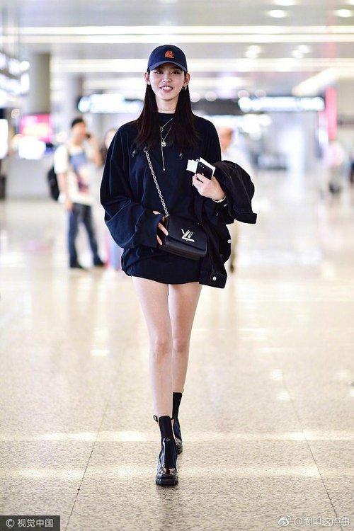 Liu Wen, Sui He, Ming Xi, Xiao Wen Ju: 4 chân dài Victoria's Secret châu Á hóa ra cùng sở hữu style hè đẹp xuất sắc - Ảnh 16.