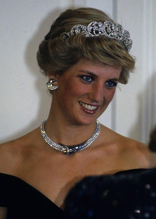 Thú vị: không phải đen hay nâu, công nương Diana chỉ trung thành với đường kẻ mắt màu xanh dương - Ảnh 7.