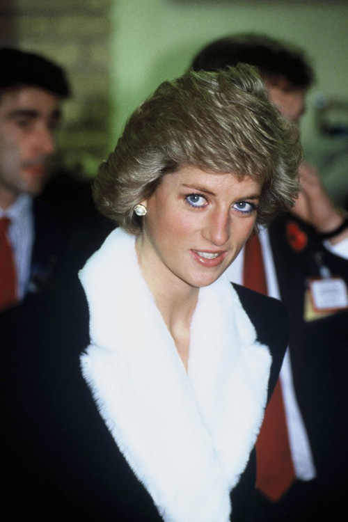 Thú vị: không phải đen hay nâu, công nương Diana chỉ trung thành với đường kẻ mắt màu xanh dương - Ảnh 3.