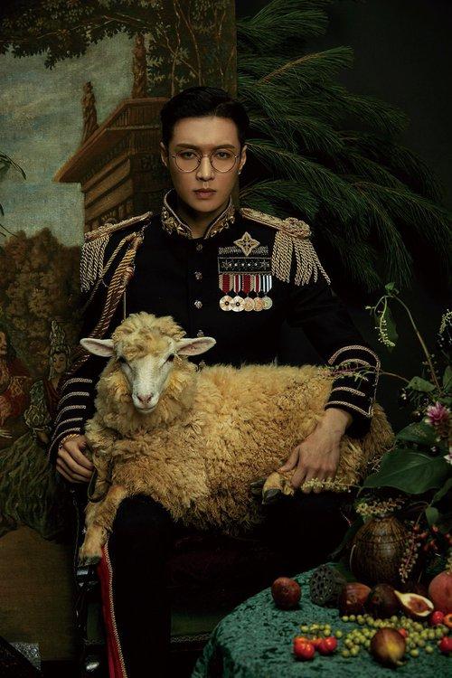 Không trở lại cùng EXO, Lay chính thức đánh lẻ với MV toàn... cừu - Ảnh 2.