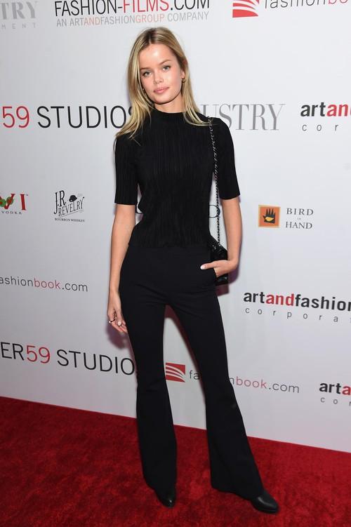 Danh sách 55 chân dài xác nhận sẽ trình diễn trong Victorias Secret Fashion Show 2017 - Ảnh 44.