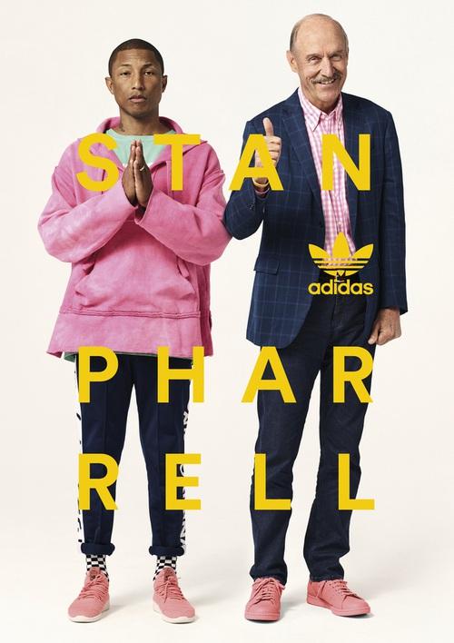 Pharrell Williams và Stan Smith tái hợp cho BST mới toàn tone màu pastel đẹp mê hồn của adidas - Ảnh 22.