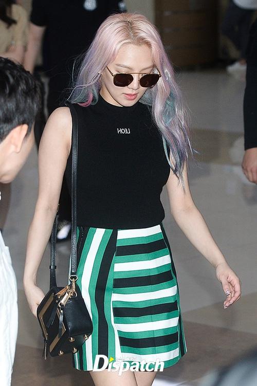 Gigi Hadid, Chan Yeol, Pony và loạt sao nổi tiếng đều nhuộm tóc hồng, còn bạn thì sao? - Ảnh 5.