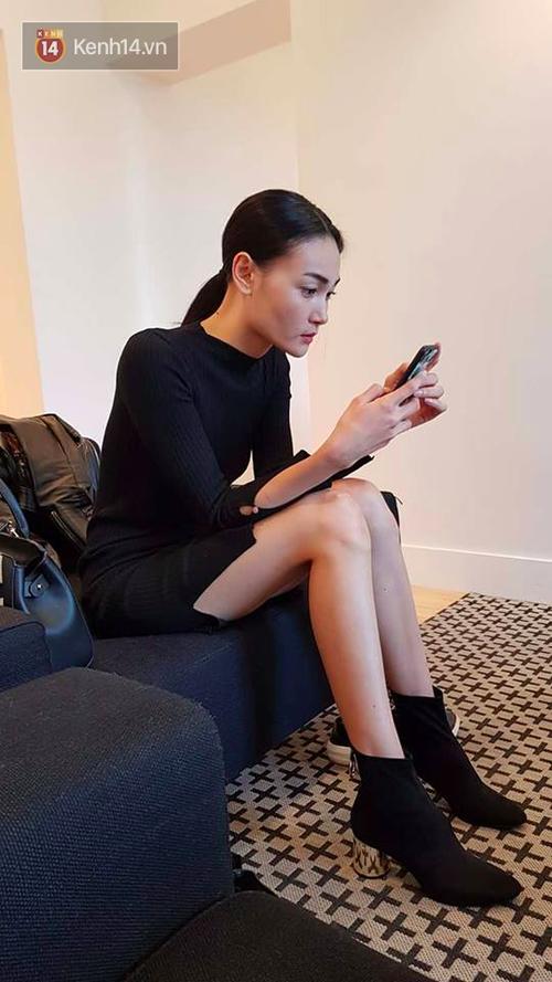 Độc quyền: Thùy Trang là mẫu Việt đầu tiên diễn cho show thứ 2 của ông lớn Louis Vuitton tại Paris Fashion Week - Ảnh 5.