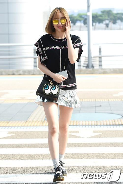 Nhan sắc của mỹ nhân được khen chỉ có thể hơn chứ không kém Yoona, Suzy: Đẳng cấp đẹp có một không hai - Ảnh 23.