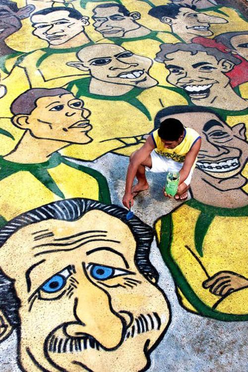 Marcelo và câu chuyện đẫm nước mắt về ông nội - Ảnh 1.