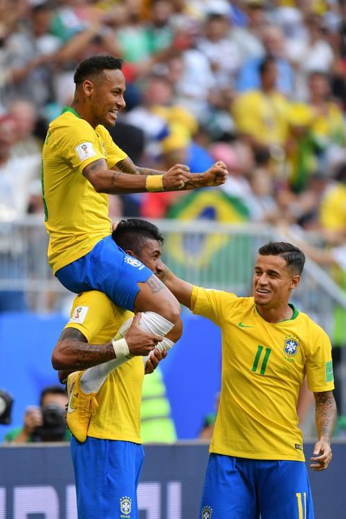 Xác định xong 4 cặp đấu tứ kết World Cup 2018 - Ảnh 2.