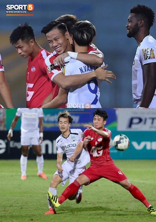 Dàn tuyển thủ Việt Nam hội ngộ trong trận Viettel gặp HAGL - Ảnh 10.