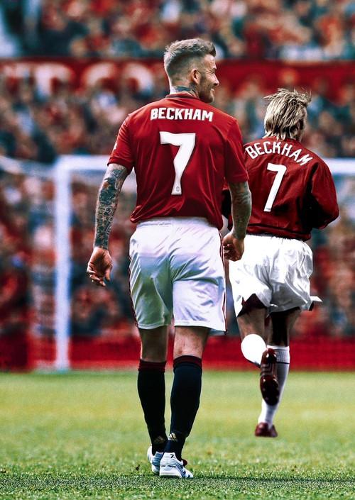 Ngất ngây trước những hình ảnh đẹp long lanh của Beckham trong ngày trở lại thi đấu cho MU, tái hiện ký ức thanh xuân tươi đẹp của hàng chục triệu fan - Ảnh 17.
