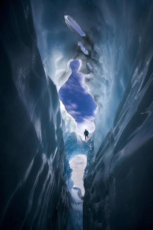 Những bức ảnh hiện tượng cực quang ở đảo Greenland đầy choáng ngợp khiến người xem cảm giác như đang lạc ra ngoài không gian - Ảnh 3.